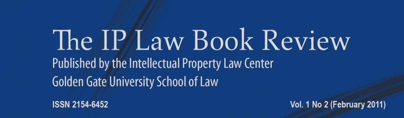 The IP Law Book Review