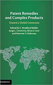 Patent Remedies and Complex Products